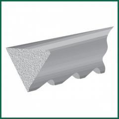 FB-Подкладка волокнобетонная треугольная L=1,00 м,
