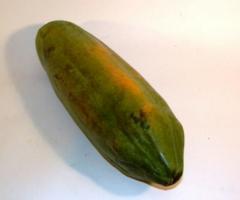 Папайя желтая (фруктовая)