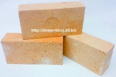 Brick fire-resistant in wide assortment, delivery