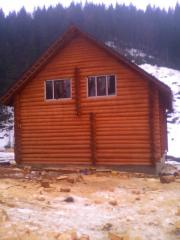 Huisen panel hout