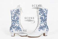Boots for the Snow Maiden from the producer