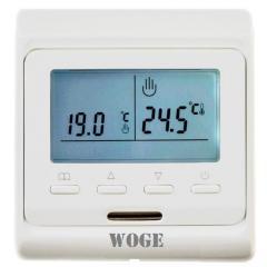 Терморегулятор, програматор WOGE PRO
