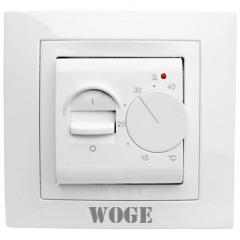 Терморегулятор, програматор WOGE МЕХ