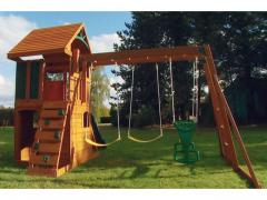 Lodges wooden for children from the producer
