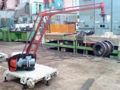 Loading unloading manipulator