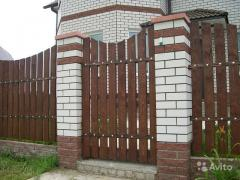 Fences and protections from a tree Ukraine