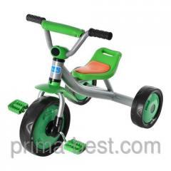 Детский трехколесный велосипед M 1651