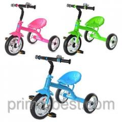Детский трехколесный велосипед Bambi М 2101