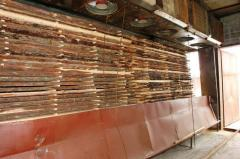 WOOD DRYING: BOARD, BAR, TIMBER PINE, ALDER, LINDEN, OAK | RENT OF DRYING TUNNELS