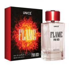 Жіноча парфумована  вода UNICE FLAME -100 мл