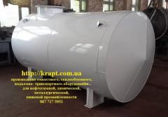 Tanks other of ferrous metals