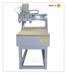Engraving milling machine of the average