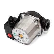 The pump Wilo 25-6 for a collector