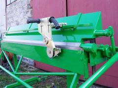 Машины листогибочные для изготовления аксессуаров