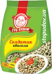 "Фасоль ""Солдатик"",  0, 2 кг"