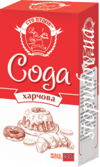 "Baking soda, TM ""Sto pudov"""