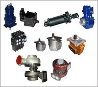 Turbocompressors, hydraulic pumps, hydraulic