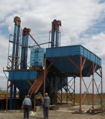 Reconstruction of ZAV-50 (installation Nory) page.