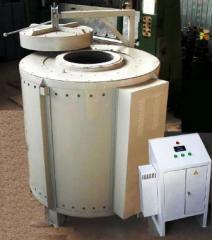 전기로 도가니로 위한 녹는 고 승화 아연 SCT-0,  5/12.5로 온도...