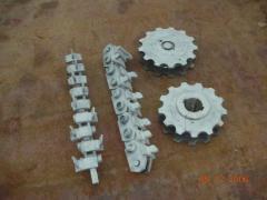 Chain the lamellar URALS-33P 72. 140