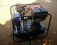 Гидростанция автономная для подачи рабочей