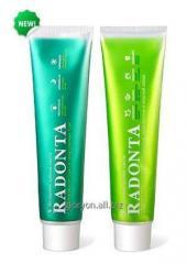 Radonta Duet toothpaste