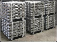Алюминиевые чушки А-0, АД-31, АВ-87,АК7,