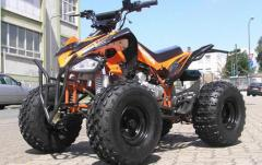 New ATVs from 350 U.E volumes from 49 to 700 cube.