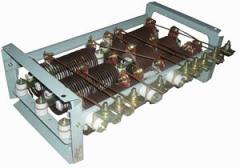 Блок резисторов крановые Б6 ИРАК 434332. 004