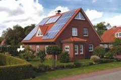 La central eléctrica solar