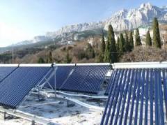 Colectores solar