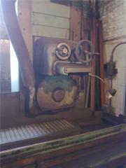 The Ploskoshlifovalny machine 3B722 with a