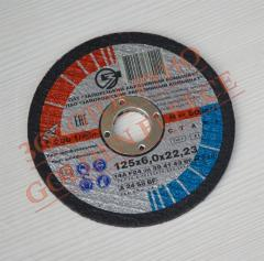 Circle for polishing (cleanup) 14A 125x0,6x22,23
