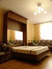Шкаф-кровать с подъемным механизмом
