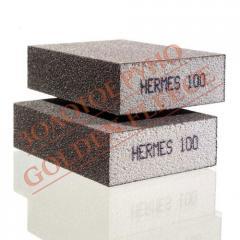 Шліфувальні губки 4-х сторонні HERMES (супер