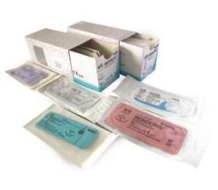 Suture material of Ethicon
