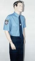 The shirt is uniform