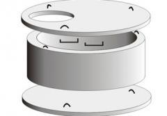 Днище кольца, марка КЦД 15-1-1