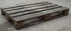 Pallet EUR 2 grade (Evropoddon) 1200*800mm, 2200