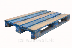 Pallet colored EUR 1200*800mm, 2200 of kg.