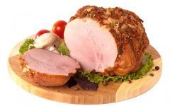 Boiled pork delicious kV of Sunday