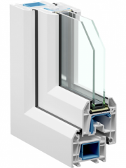 Windows plastic WHS-Hal