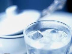 Талая питьевая вода