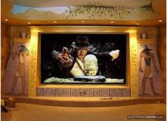 Устройство домашних кинотеатров