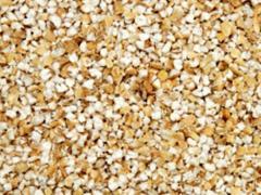 Grain barley extrusive