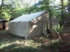 Палатка армейская зимняя УЗ 68