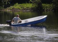 Лодки стеклопластиковые SeaLark Модель SL-220