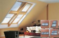 Production of dormer-windows, dormer-windows in