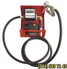 Column diesel gas station mini, 12V, 24V, 220V, 60