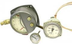 قياس الحرارة ودرجة الحرارة محولات